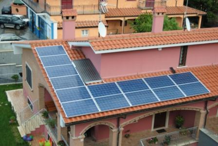 Impianto fotovoltaico da 3,29 kW - RM