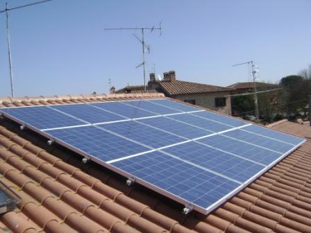 Impianto fotovoltaico da 2,8 kW - PG