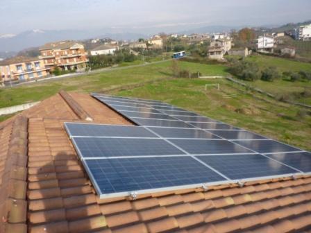 Impianto fotovoltaico 5,7 kW - Ripi