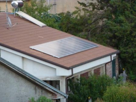 Impianto fotovoltaico da 2,8 kW - Frosinone