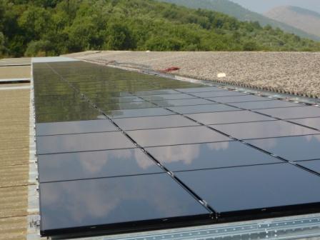 Impianto fotovoltaico 15 kW - Amaseno