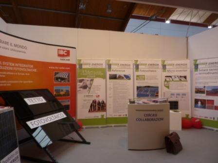 """Mostra Convegno Sulle Rinnovabili al """"Village"""" di Frosinone 2011"""