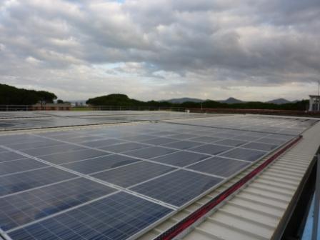 Impianto fotovoltaico da 187,96 kW - Cast. D.Lago PG