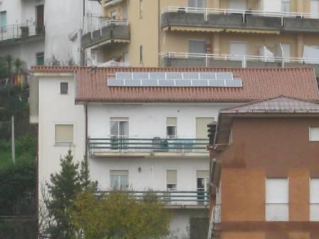 Impianto fotovoltaico da 2,7 kW - Fiuggi
