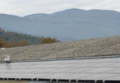 Impianto fotovoltaico in amorfo 15 kW - Amaseno